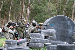 Paintball Cape Town